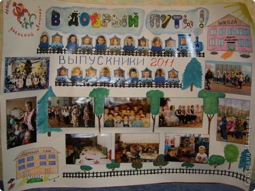 Стенгазеты в детском саду своими руками на выпускной в детском саду